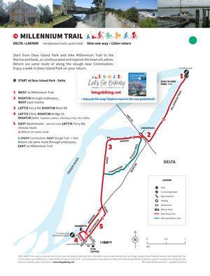 Millennium Trail – Let\'s Go Biking!