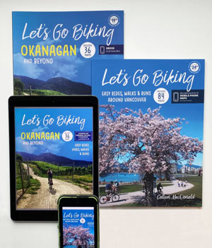 Let's Go Biking book cover